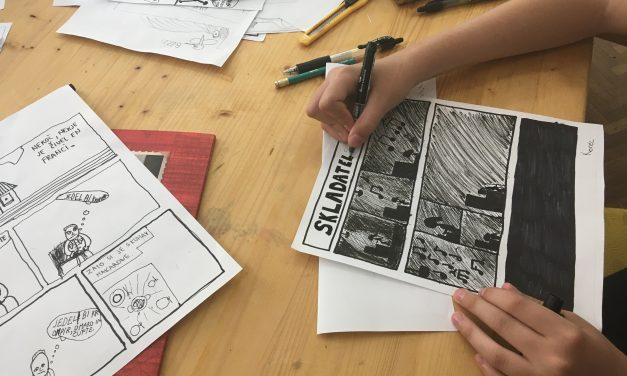 Mala akademija stripa